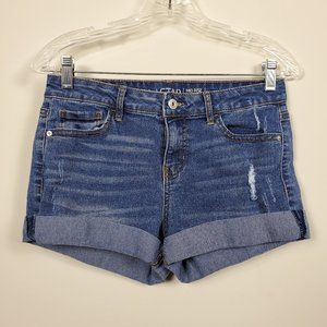 Vanilla Star Mid Rise Short Jeans Size 9